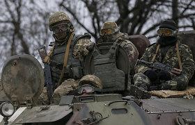 Psichoterapeutė, padedanti Ukrainos kariams: daugelis jų jaučiasi kalti dėl draugų žūties