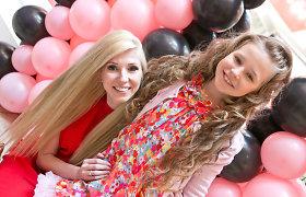 """""""Mados karalaitės"""" rinkimuose Ingos Stumbrienės dukra Estela rodė savo talentą"""