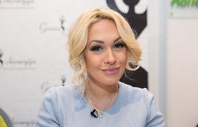 """Oksana Pikul-Jasaitienė dėl triskart sumažintos algos atsisakė vesti """"Žvaigždžių dešimtuką"""""""