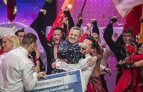 """""""Lietuvos supermiesto"""" titulą antrąkart laimėjo Klaipėda su Giedriumi Savicku priešakyje"""