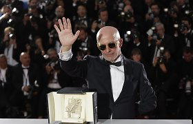 """Pagrindinį Kanų kino festivalio prizą """"Auksinę palmės šakelę"""" pelnė drama apie pabėgėlius """"Dheepan"""""""