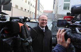 """Į STT apklausą atvykęs R.Malinauskas: """"Atsakysiu į visus klausimus"""""""