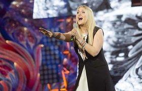 """Nesusipratimas """"Eurovizijos"""" atrankoje – nutrauktas Rūtos Ščiogolevaitės pasirodymas"""