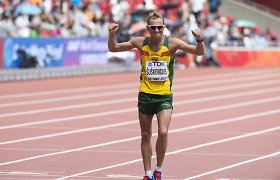 Olimpinį normatyvą įvykdęs Tadas Šuškevičius pasaulio čempionate – 22-as