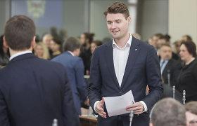 Vilniaus konservatorių vadovu išrinktas Mykolas Majauskas, pakeitęs Mantą Adomėną