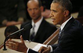JAV Aukščiausiasis Teismas įšaldė Baracko Obamos klimato kaitos stabdymo planus