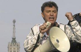 """Boriso Nemcovo bendražygiai pabaigė Kremlių gąsdinusią ataskaitą """"Putinas. Karas"""""""