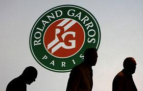 Prancūzijos teniso federacija nusprendė atleisti savo direktorių