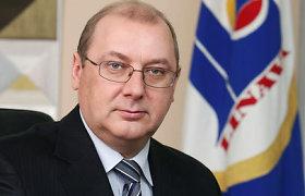 """Pasipinigavimu kaltinamas Algimantas Kondrusevičius sako, kad gali trauktis iš """"Linavos"""""""