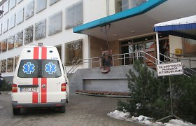 Abiturientas šimtadienį švęsti baigė Klaipėdos vaikų ligoninėje