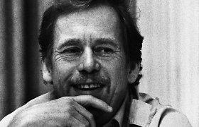 Vaclavas Havelas: didvyris, kurio reikėjo Čekoslovakijai ir Europai