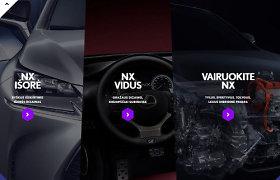 """""""Lexus NX"""" – naujas automobilinis patyčių objektas Lietuvoje"""