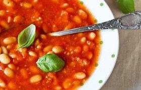 Mitybos specialistė Guoda Azguridienė pataria, kaip valgyti ankštines daržoves