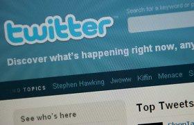 """""""Twitter"""" sustabdė daugiau kaip 125 tūkst. paskyrų dėl terorizmo"""