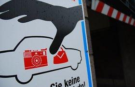 Išaiškinti Vilniaus požeminėse automobilių stovėjimo aikštelėse siautėję vagys