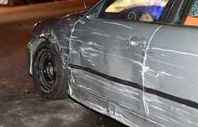 BMW 530 avarija Vilniuje: dvi iš penkių perėjoje partrenktų pėsčiųjų – reanimacijoje