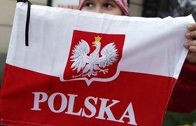 """Lenkijoje pagrobti miestelio, kurio pavadinimas reiškia """"pasaulio pabaiga"""", ženklai"""