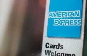 """""""American Express"""" nebėra mėgstamiausia kredito kortelė JAV"""