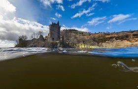 """Lochneso pabaisos entuziastai jos ieškoti galės per """"Google Street View"""""""