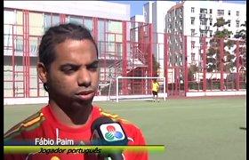 """Kėdainių """"Nevėžio"""" futbolininkas portugalas Fabio Paimas įtariamas išžaginimu"""