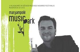 """Festivalyje """"Marijampolė Music Park"""" – karališka muzikinė dovana iš Londono"""