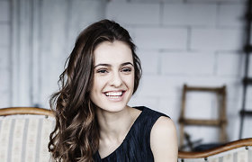 """Ieva Zasimauskaitė: """"Nesijaučiu per jauna nei santuokai, nei karjerai"""""""