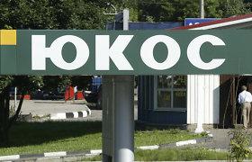 """Už kompensacijų """"Jukos"""" akcininkams neišmokėjimą Rusijai gresia turto netekimas Vakarų šalyse"""