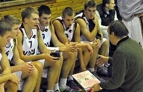 Lietuvos studentų krepšinio lygoje paaiškėjo trys finalo ketverto turnyro dalyviai