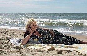 Aktorė Inga Norkutė raukšles naikina sraigių gleivėmis