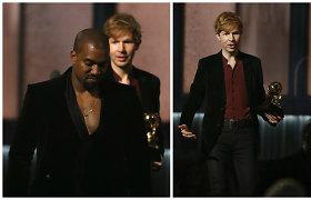 """Kanye Westas norėjo atimti Beckui skirtą """"Grammy"""" apdovanojimą ir atiduoti jį Beyonce"""