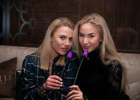 Valentino dienai skirtame renginyje dalyvavo žinomos moterys