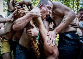Tikrų vyrų žaidimas – rąstplėšis