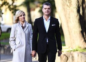 Žilvinas Šilgalis skiriasi su žmona Lina