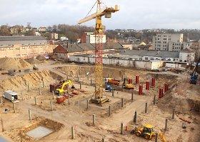 Kauno autobusų stoties statybos