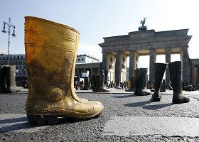 Žemdirbių protestas Vokietijoje