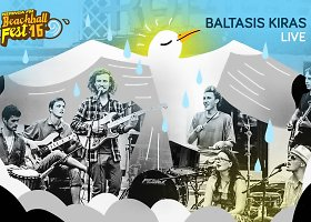 """Festivalio """"Neringa FM Beachball FEST'16"""" muzikantai"""