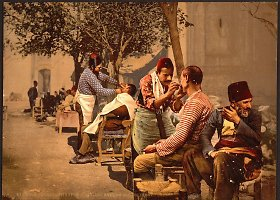 Turkijos peizažų ir gyvenimo daugiau nei prieš 100 metų nuotraukos