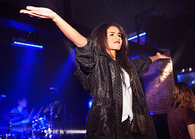 Aminatos koncertas Kauno naktiniame klube