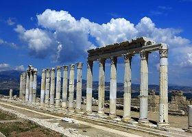 Laodikėja – turkų ir mongolų sugriautas senovės graikų miestas