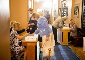 Estijos prezidento rinkimai