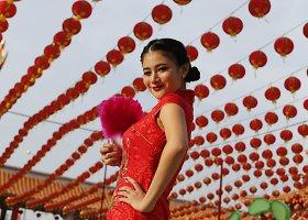Kerinti Naujųjų metų pagal kinų kalendorių šventė