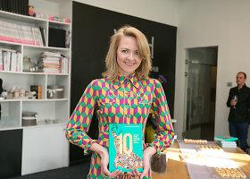 Stiliaus paslaptis atrakinančios Lauros Mizgirytės-Latour knygos pristatymas