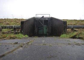 Šiaurės Airijoje parduodamas iki 2007 m. buvęs įslaptintas atominis bunkeris