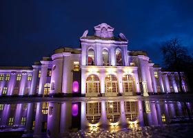 Kauno muzikinis teatras nusidažė įvairiomis spalvomis
