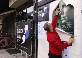 """Prasidėjo 8-asis kino festivalis """"Baltijos banga"""""""