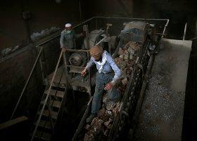 Afganistano cemento gamykla