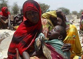 4,7 mln. žmonių kenčia dėl sausros Somalyje