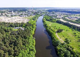 Du Neries krantus Vilniuje sujungs naujasis Vingio tiltas