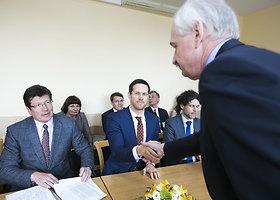 Pasitarimas Vyriausybėje dėl aukštų maisto kainų