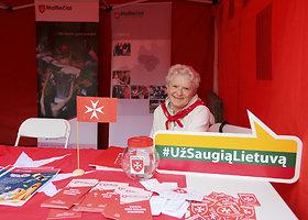 """Socialinio saugumo kampanija """"Už saugią Lietuvą"""""""